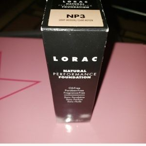 Lorac NP3 Foundation new in box